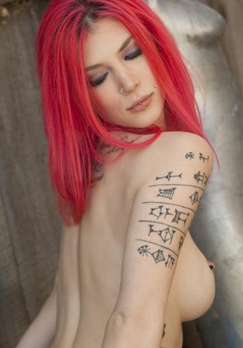 red hair actress porn